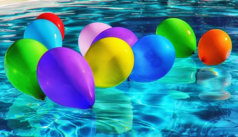 Gør festen mere stemningsfuld med balloner