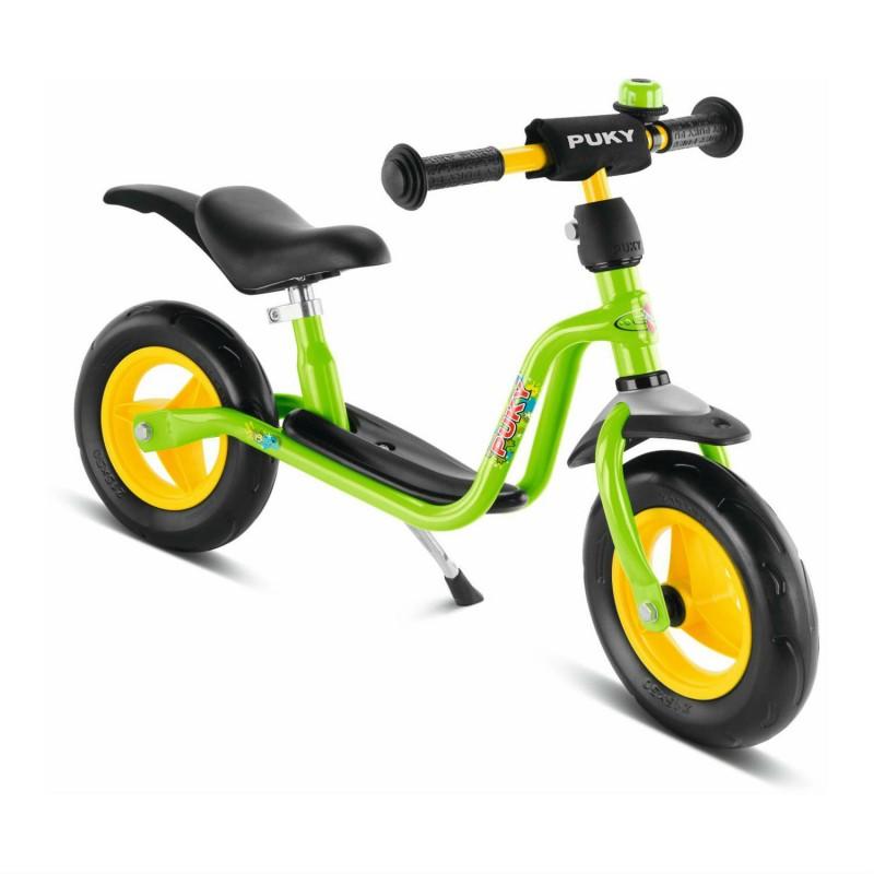 Sej PUKY løbecykel træner og udvikler dit barns motorik og balanceevne
