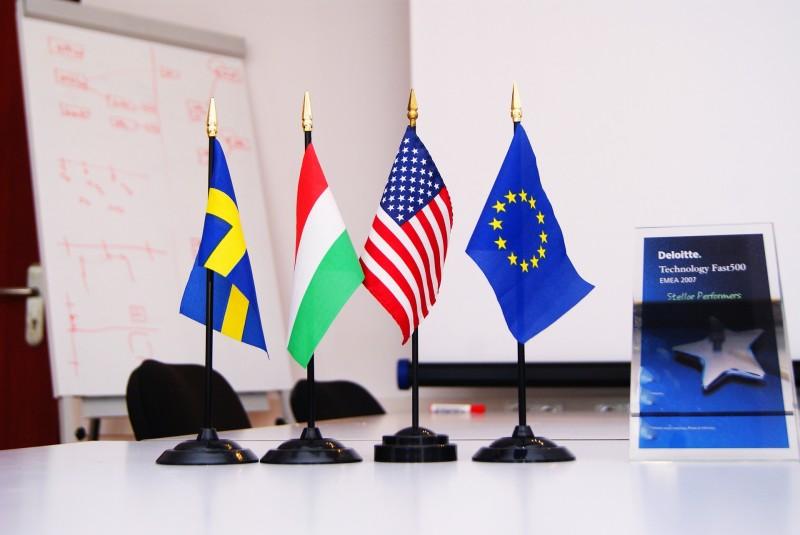 Bordflag er en fin og diskret fejring og kan bruges i mange sammenhænge