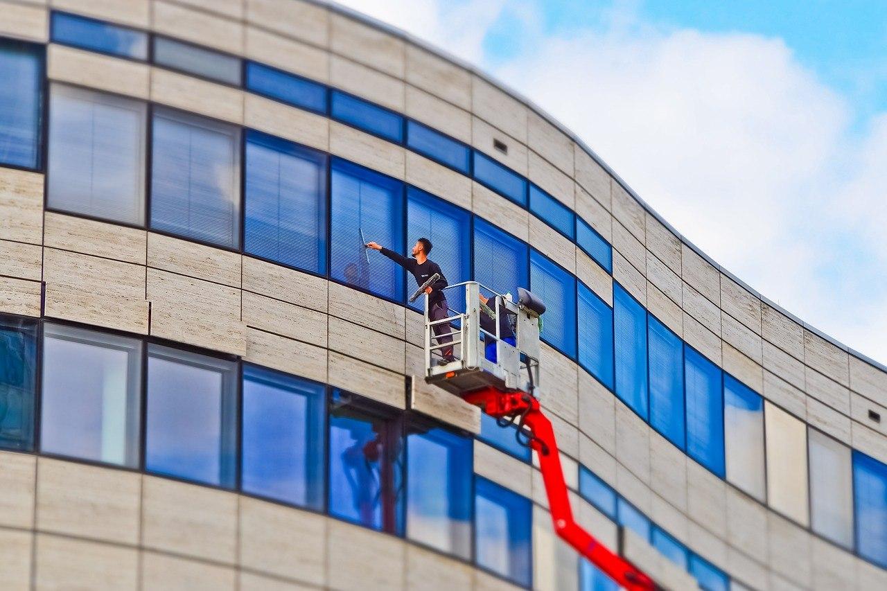 Helgarder dig med alt professionelt vinduespudserudstyr